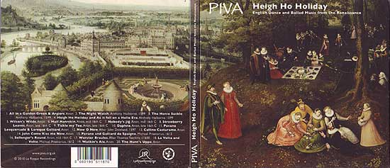 PIVA Music of the Renaissance