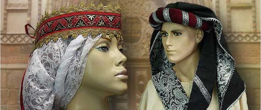 Top Qualität Neuankömmlinge Bestpreis Mittelalter Kopfbedeckungen Behutung Barett