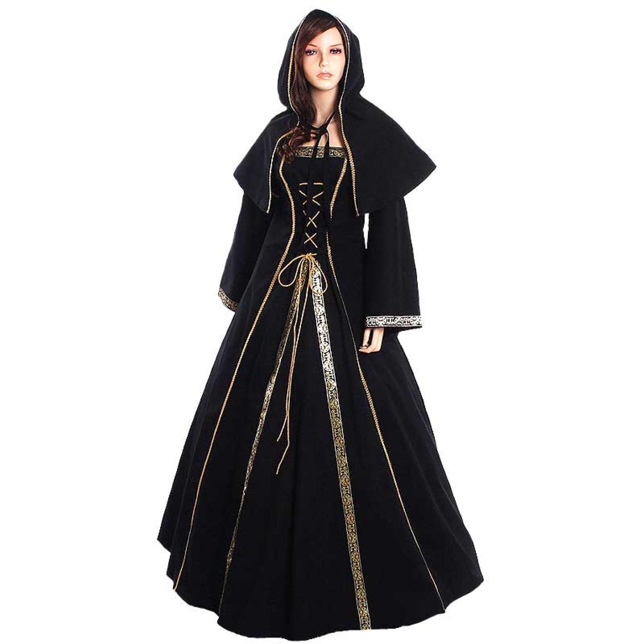 Schnittmuster fur gothic kleider